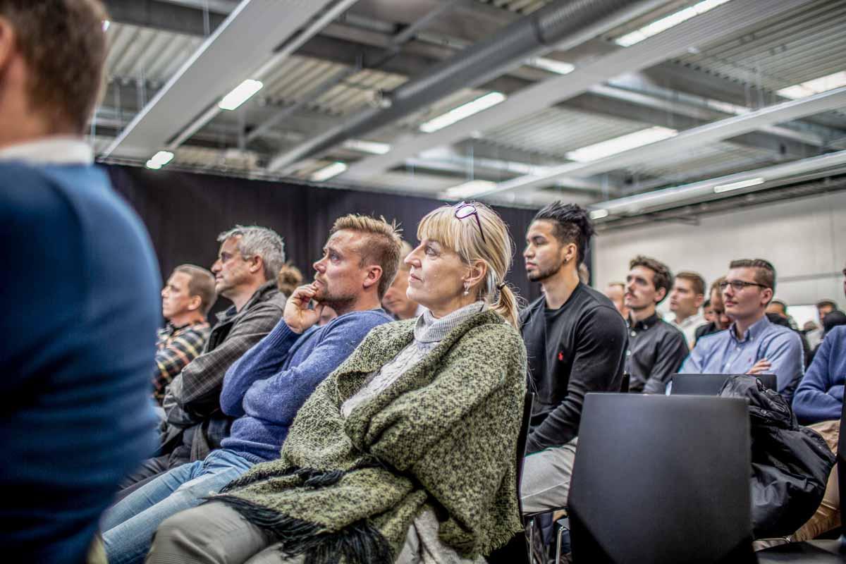 Billeder fra alle slags konferencer og events i Odense