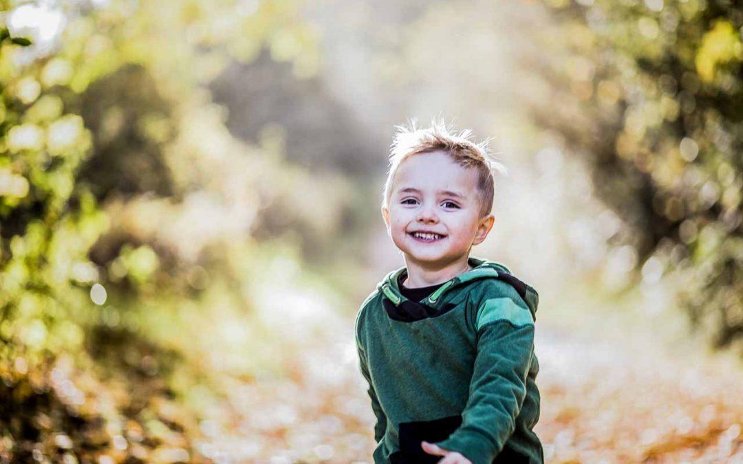 Professionel børnefotografering i Odense