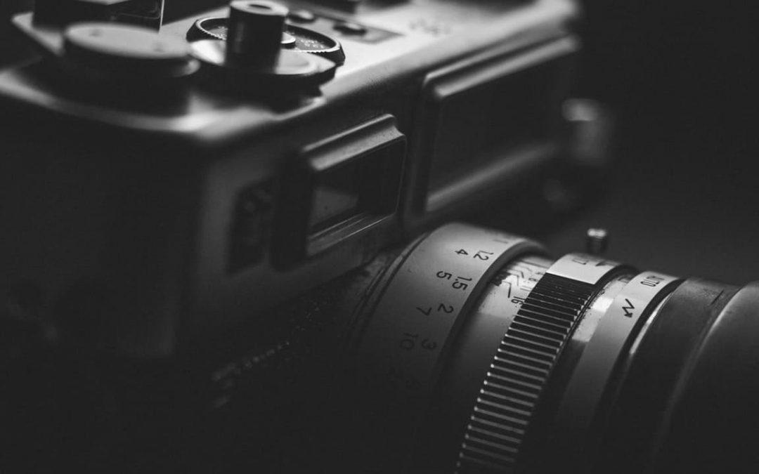 De forskellige kamera typer