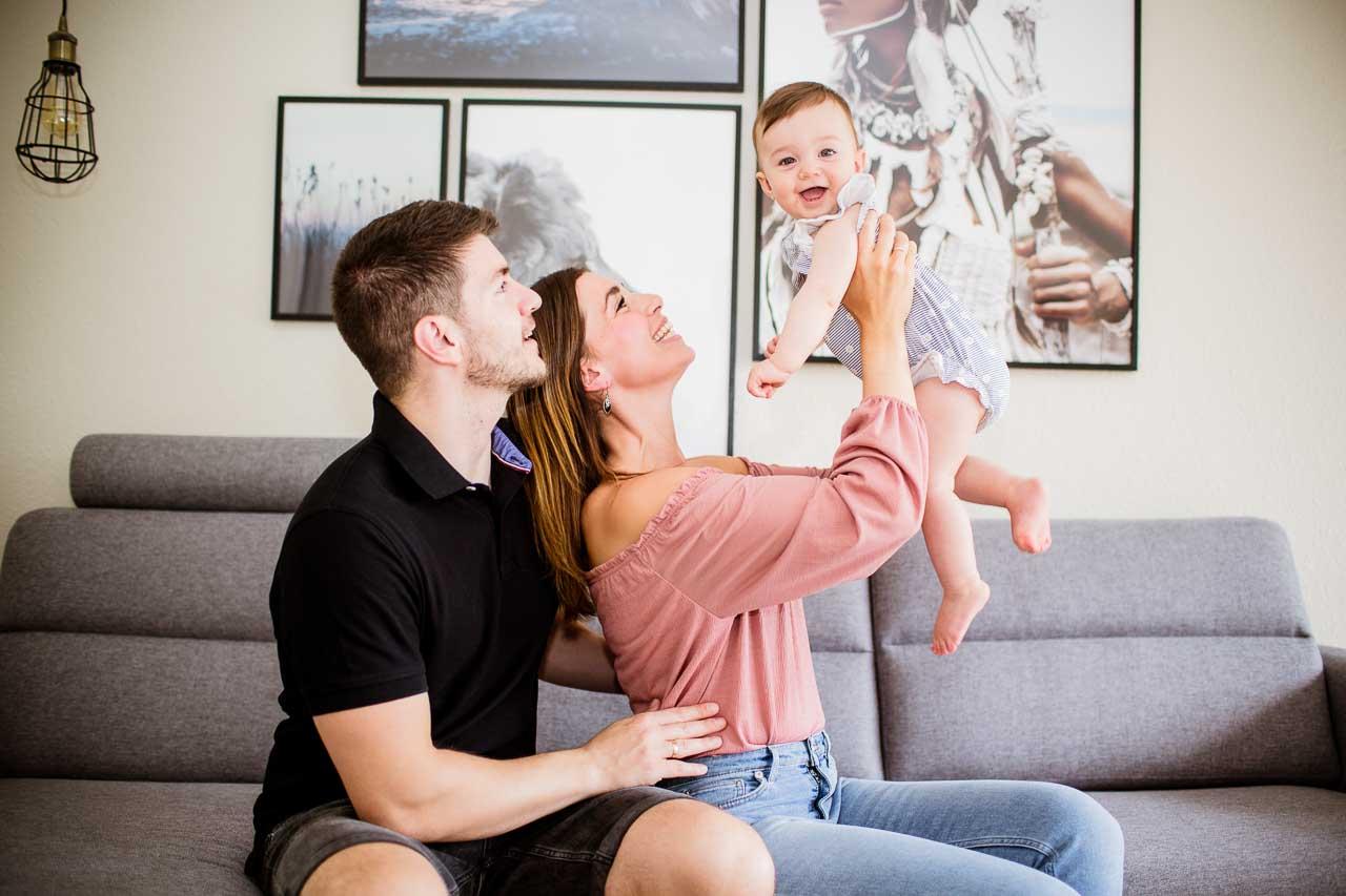 Familieportræt Odense