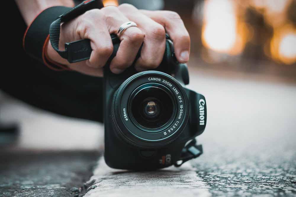 Objektiver til spejlreflekskameraer