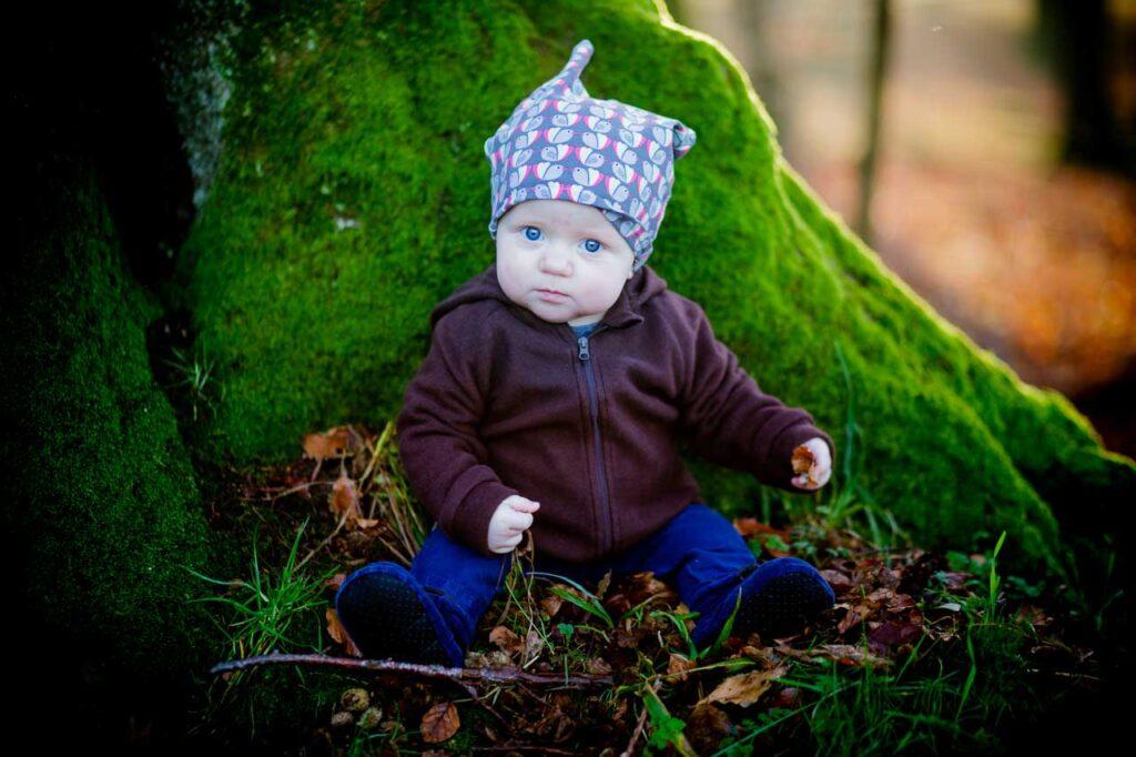 Hvad laver en baby fotograf?