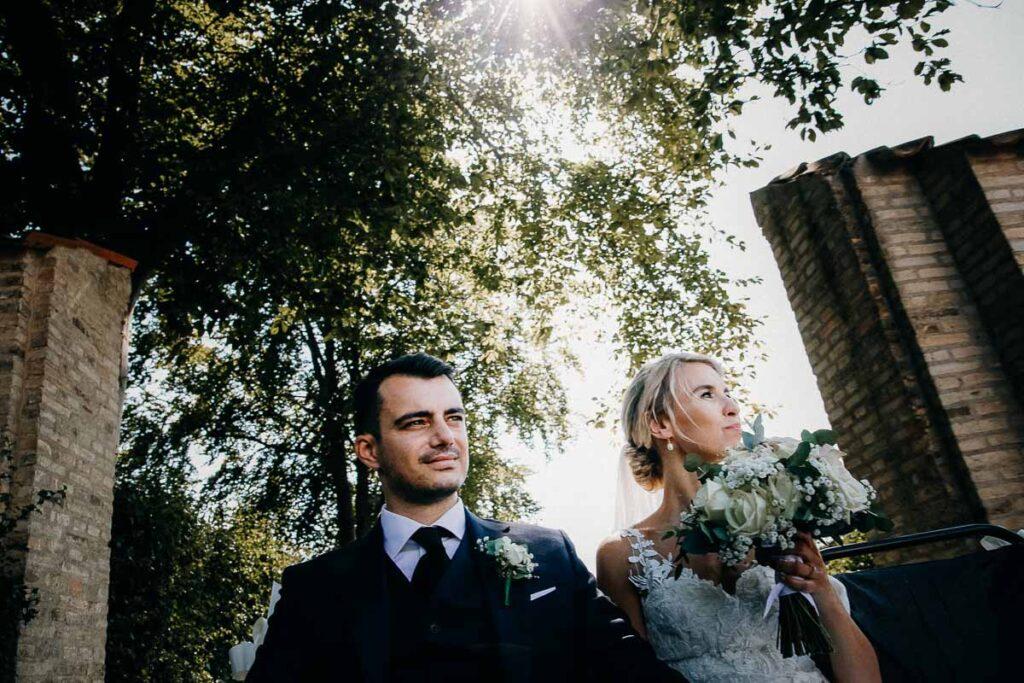 Hvor kan man lave kreative bryllupsfotos i Odense?