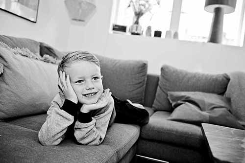Fotografering af børn Fyn